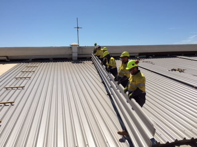 Industrial, Residential & Commercial Roofing
